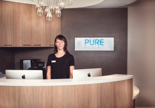 Pure Float Reception